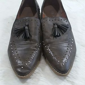 4b14c050611 iM Shoes - The Buckle Mi.im Adele studded loafers size 10